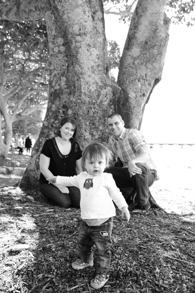 Shorncliffe Family Portraits