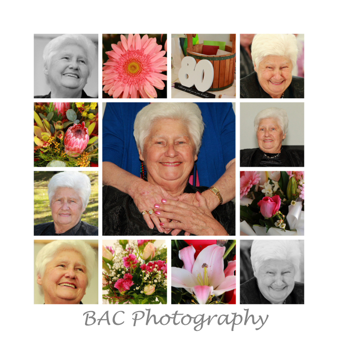 Birthday and event photographer