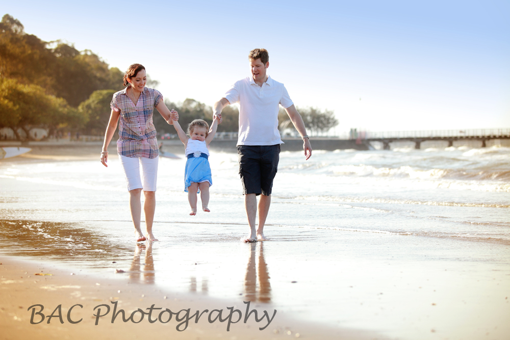 Shorncliffe Family Portrait