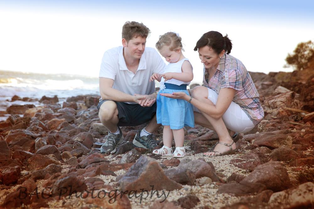 Shorncliffe Family Portrait