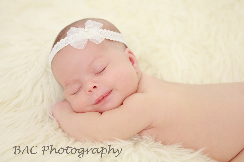 North Lakes Newborn Portrait