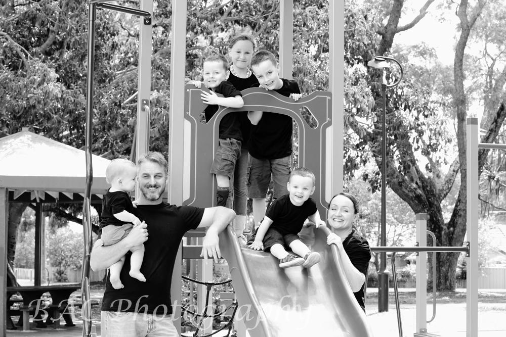 Brisbane Family Portrait Photographer