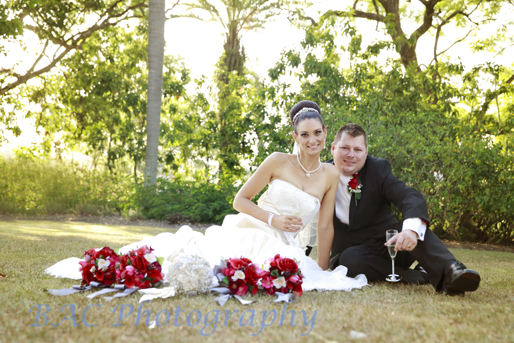 Brisbane Wedding Photographer - Newstead Park