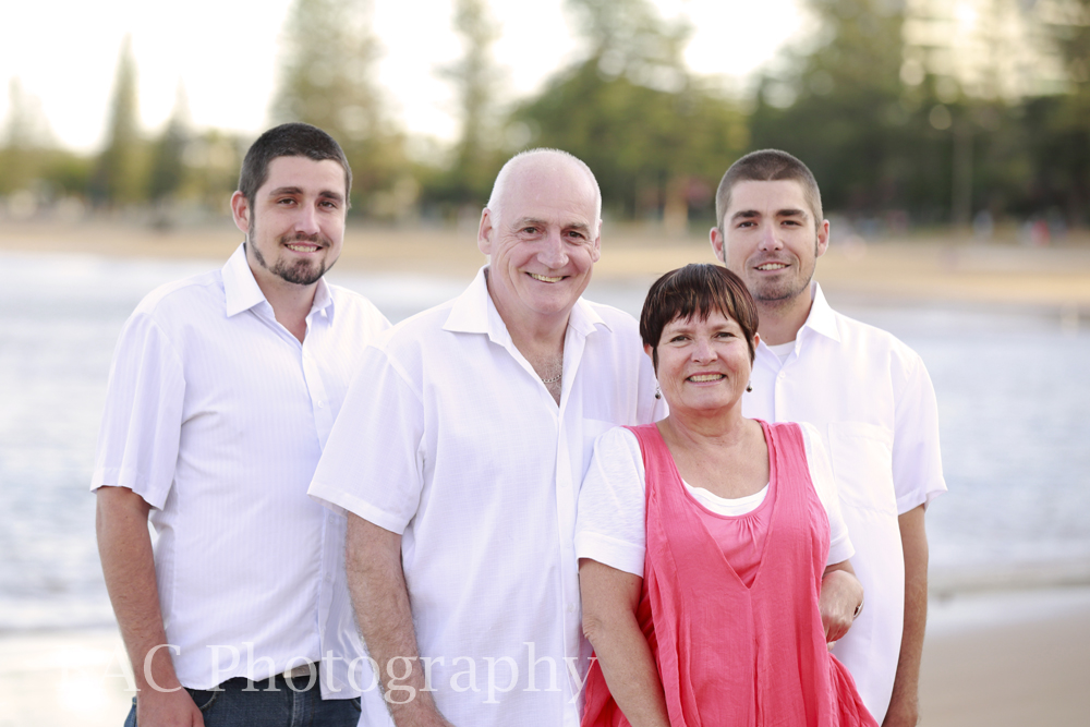 Redcliffe Family Portrait Photographer