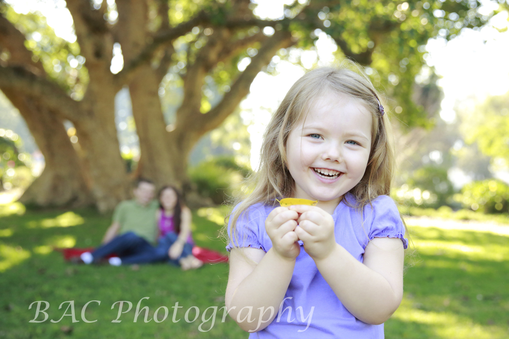 Brisbane Botanic Gardens Family Photographer