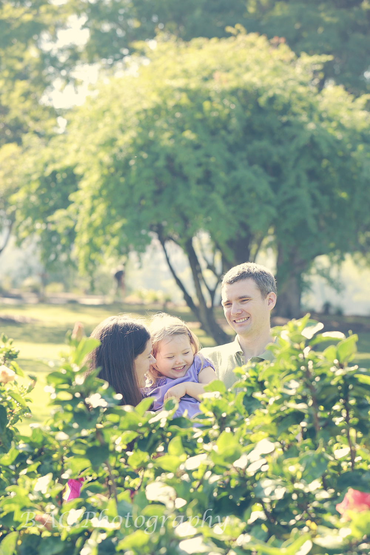 Brisbane Botanic Gardens Family Photographer