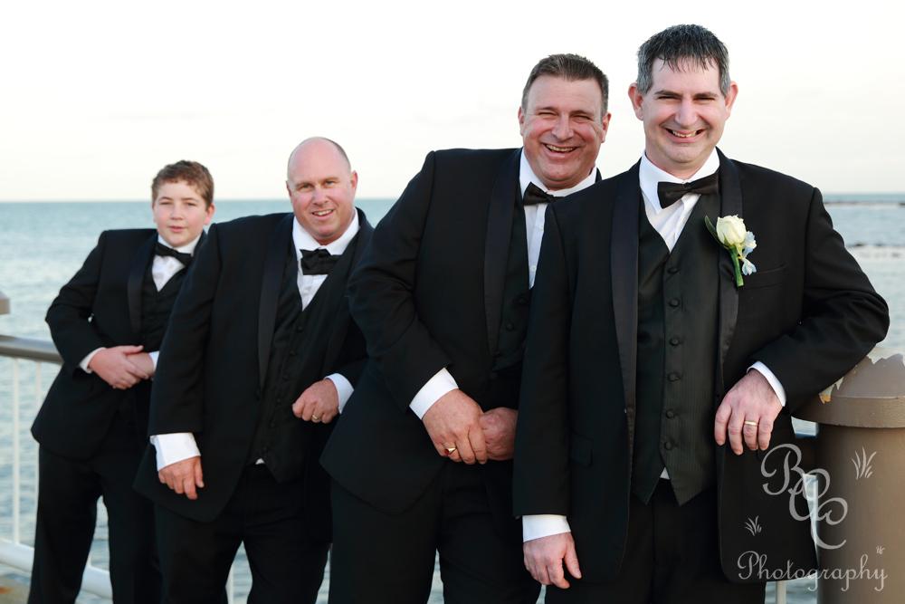 RRedcliffe Jetty Wedding Photography