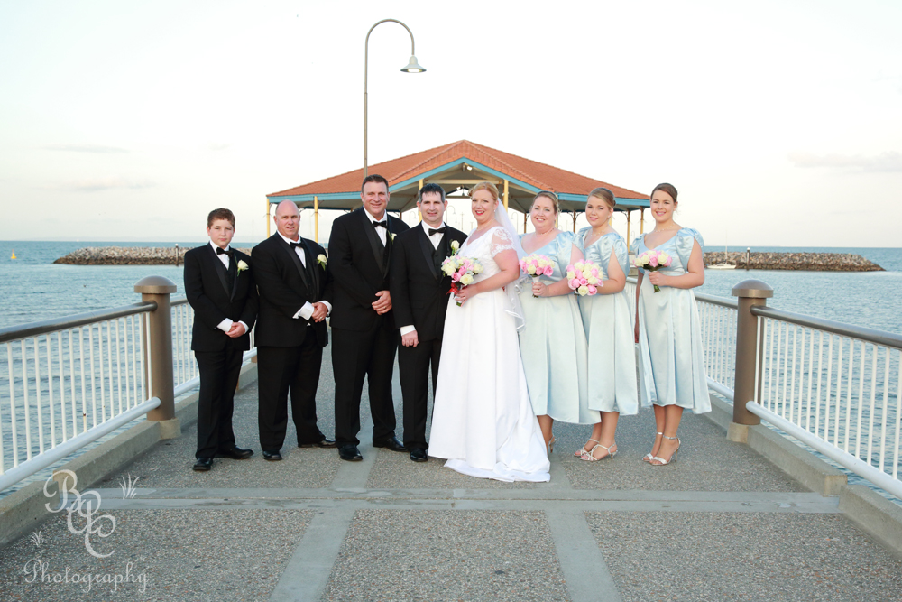 Redcliffe Jetty Wedding Photography