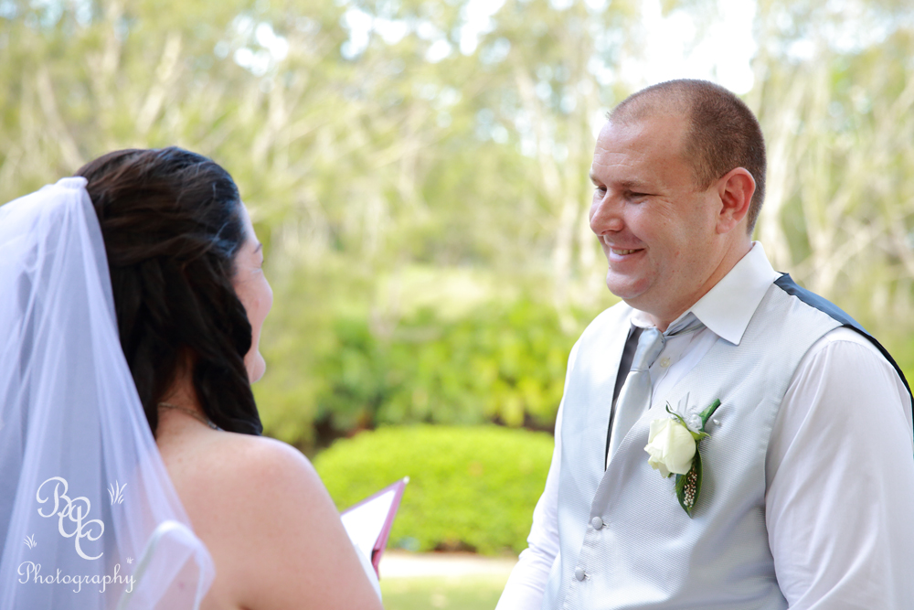 Centenary Lakes Caboolture Wedding Photography