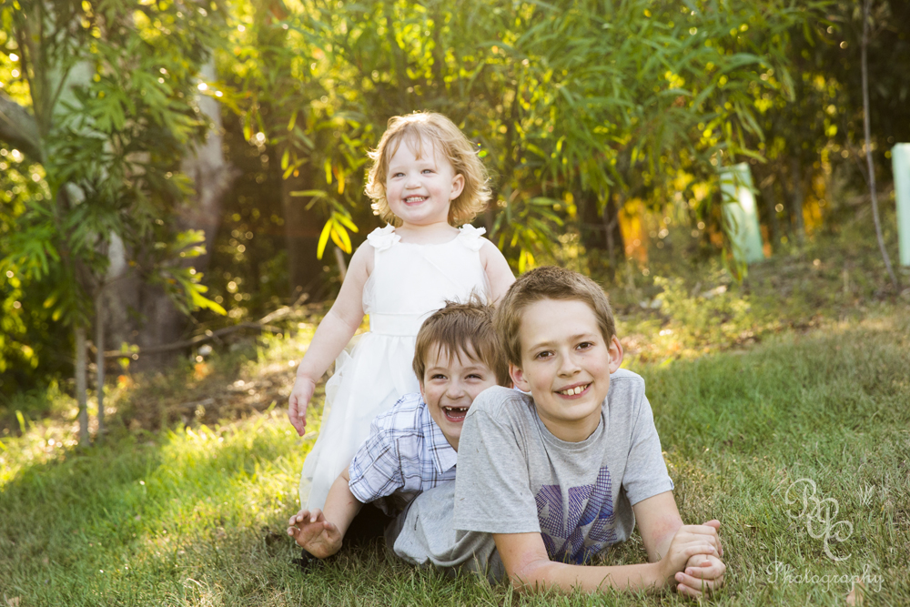 Petrie Family Portrait Photography