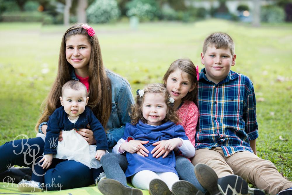 Brisbane City Family Portrait Photographer