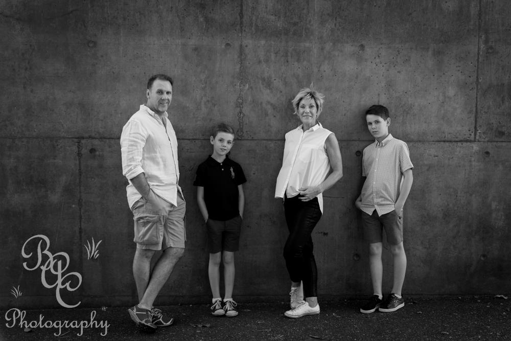 Roma St Parklands Family Portrait Photographer