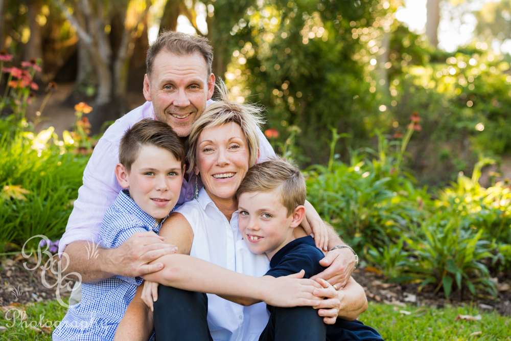 Roma St Parklands Family Portrait Photographer