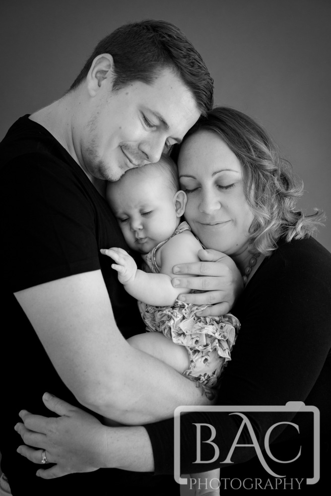 North Lakes Family Studio Portraits