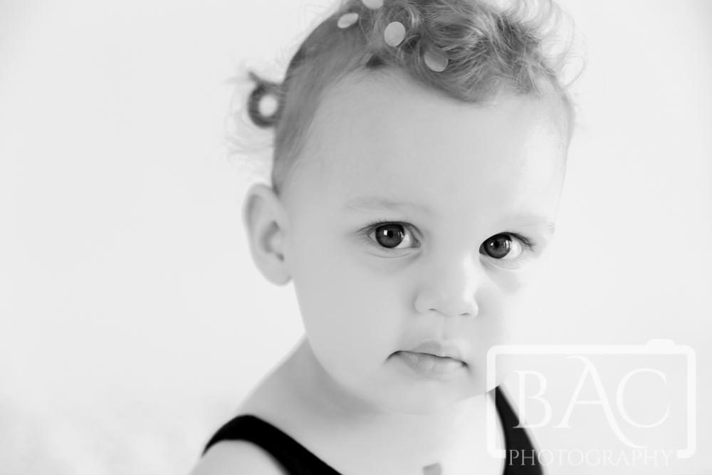 Little Ballerina Children's Portrait Photographer