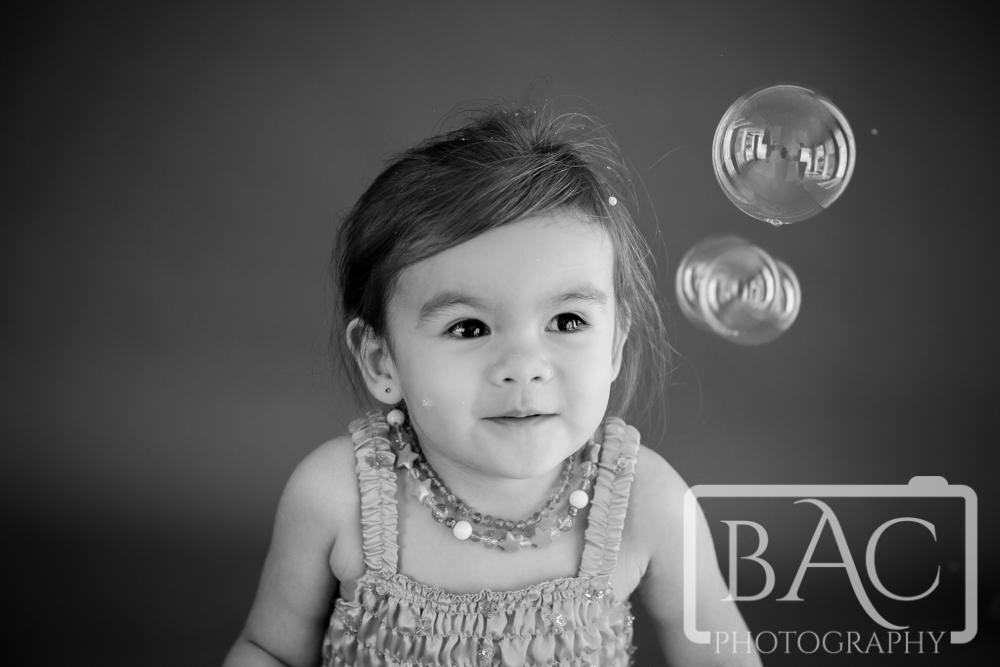 Little ballerina children's portraits
