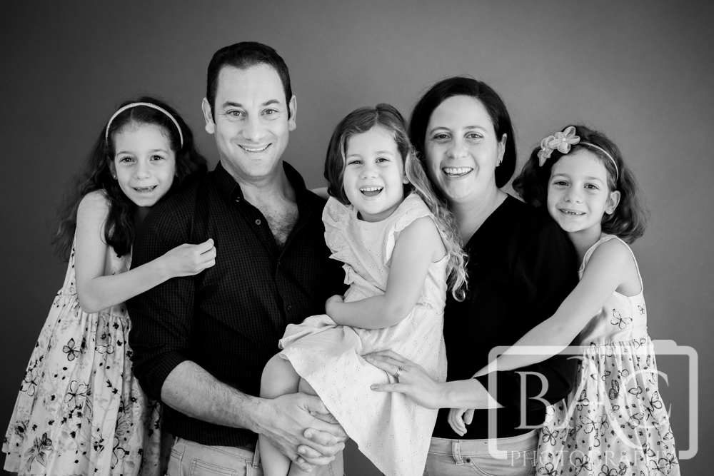 North Lakes Studio Family Portrait