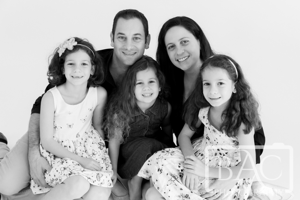 North Lakes Studio Family Portrait