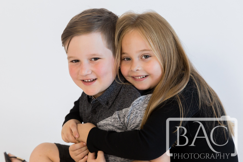 Boy Girl Twins Portrait Photography