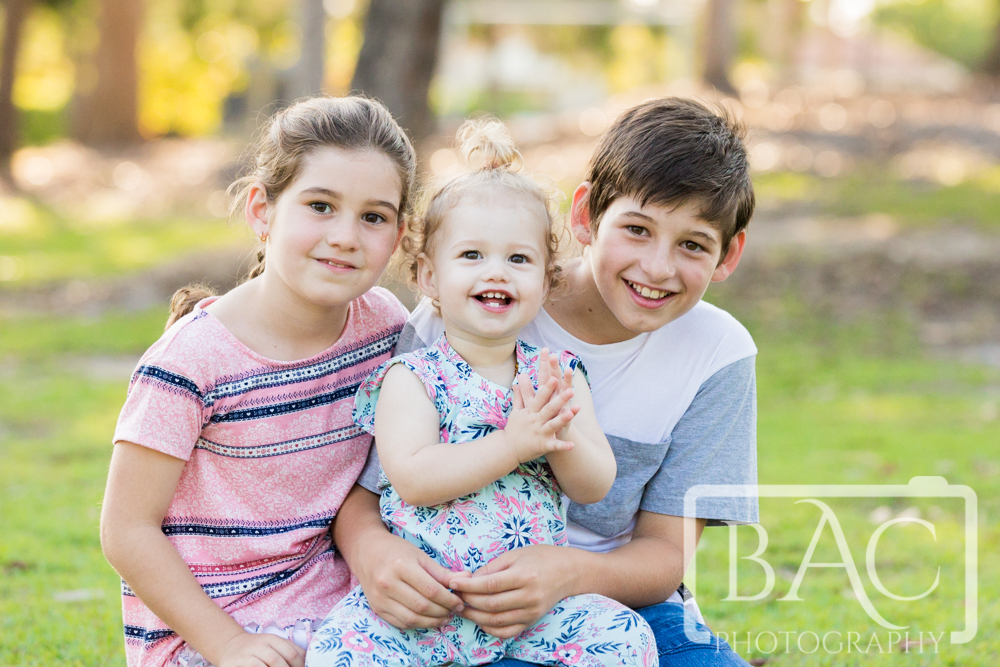 North Lakes Outdoor Childrens Portrait
