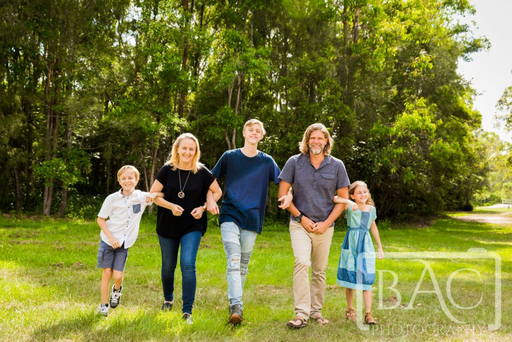 Chermside Brisbane Family Portrait