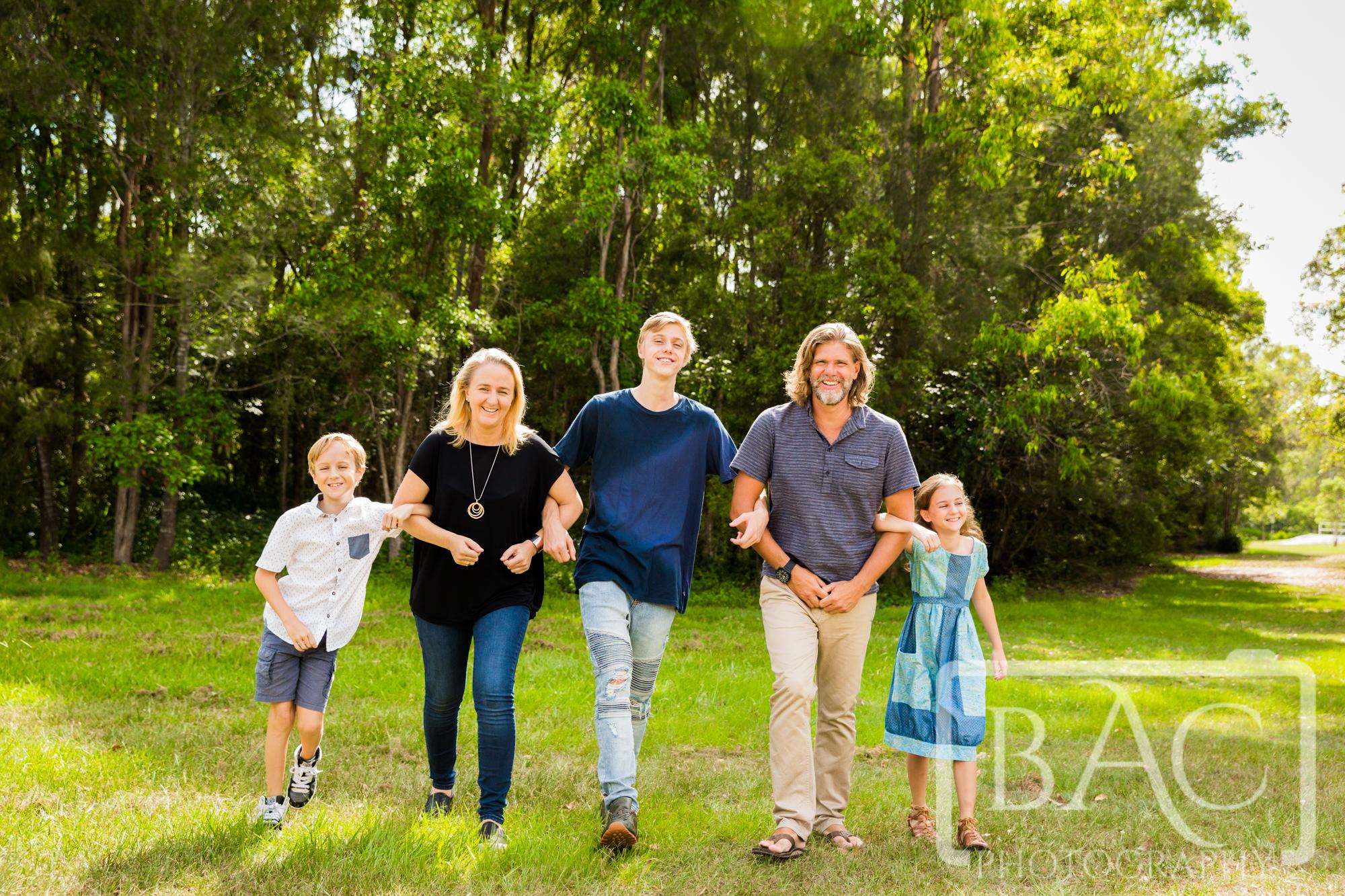 Chermside Brisbane Family Portrait