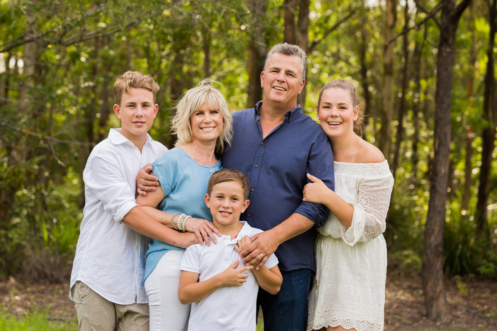 what to wear for family portraits Australia