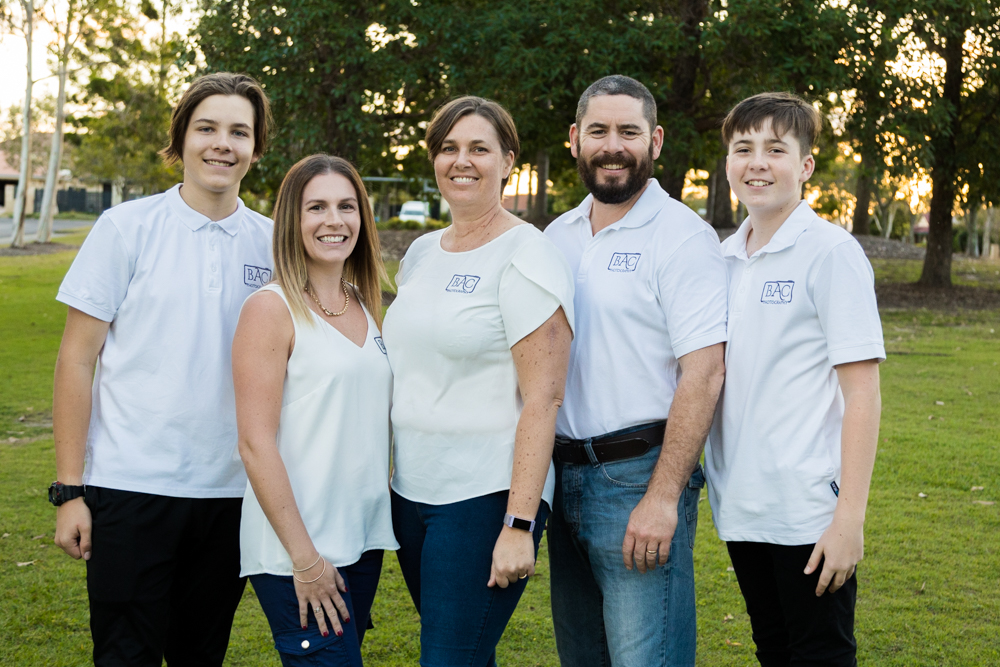 BAC Photography team portrait